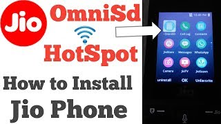 How to install jio phone