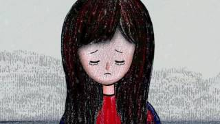 Father & Daughter - Short Story Animation (Hand Drawing)