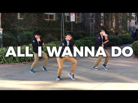 All I Wanna Do - Jay Park | KEVS LEE Choreography | FC Fall 2017 Audition Piece