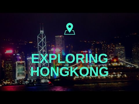 Exploring Hongkong/Hong Kong Travel Vlog