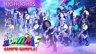 Download lagu Sheena Belarmino and MNL48 perform on It's Showtime stage | It's Showtime