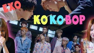 EXO - Ko Ko Bop MV Reaction