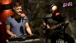 White Lies - There Goes Our Love Again Unplugged 3fm 2013