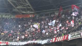 Ajax - Vitesse 18-12-2014 : Geef mij maar Amsterdam