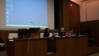 L. Jurgenson et P. Mesnard - Présentation de la journée - 2011-04