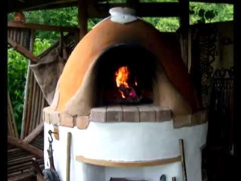 навес над помпейской печью