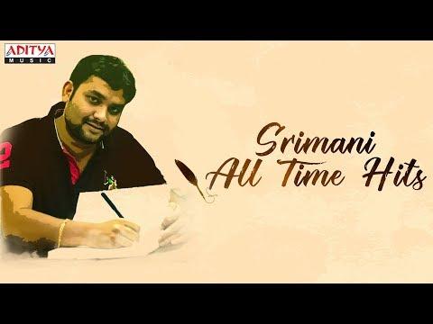 Lyricist Srimani All Time Hits | Telugu Jukebox Vol. 1