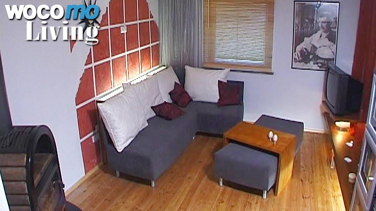 Wohnzimmer groß wirken lassen - Tapetenwechsel (BR) | Staffel 4 - Folge 1