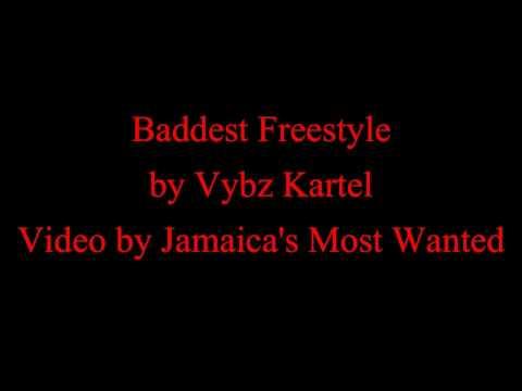 Baddest Freestyle - Vybz Kartel (Lyrics)