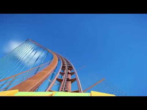 Planet Coaster: HYPERCOASTER!! 150 meter!!