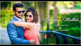 Onkar & Maithili - By Divesh Kudvalkar