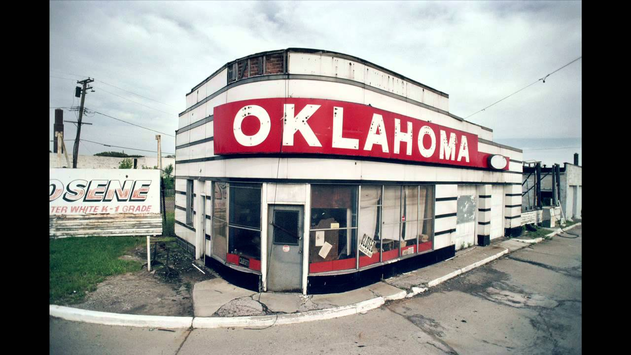 Former Oklahoma Gas Station Detroit 1996 Camilo José Vergara Youtube