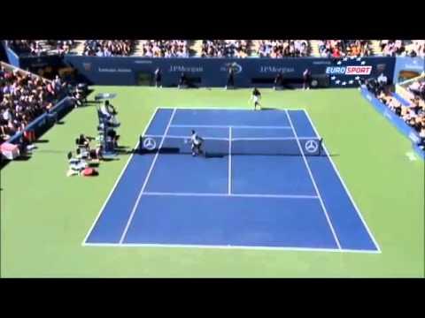 US OPEN: Richard Gasquet Vs David Ferrer US / OFF Sport US