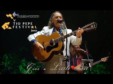 Give a Little Bit Singer/Songwriter Roger Hodgson of Supertramp