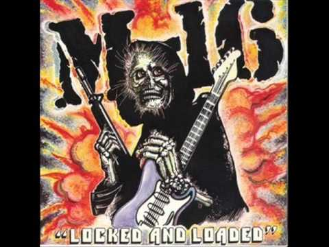 M-16 - Locked And Loaded 1988 (FULL ALBUM) [Heavy Metal]
