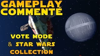 Star Wars Battlefront: VOTE - Mode Gameplay Commenté + Rétro Star Wars Collection