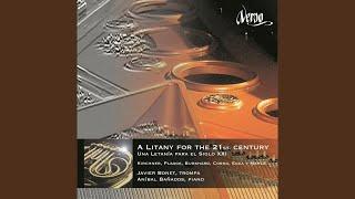 """Horn Sonata No. 1, Op. 39, """"A Litany"""": II. Libera nos, Domine"""