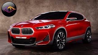 BMW X2 Concept - новый компактный кроссовер