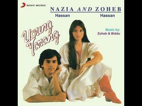 Nazia Hassan & Zoheb Hassan - Young Tarang (Full Album)