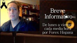 Breve Informativo - Noticias Forex del 20 de Noviembre 2018