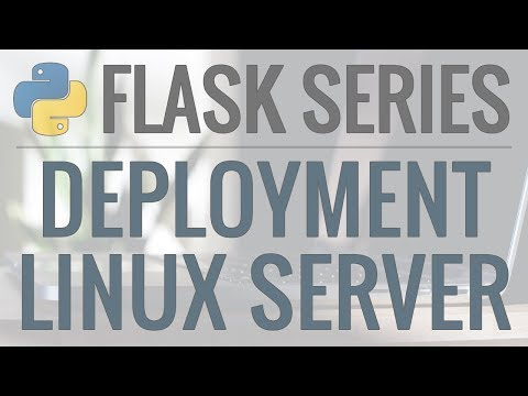 Python Flask Tutorial: Deploying Your Application (Option #1