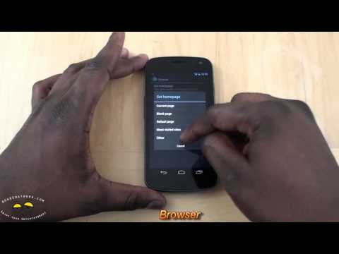 Android 4.0 Ice Cream Sandwich Walkthrough Guide & Review