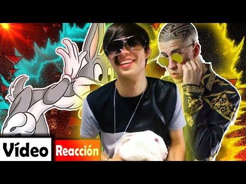 BAD BUNNY VS BUGS BUNNY. BATALLAS VIRALES DE TRAP - ROMANOLAVOZ (Vídeo Reacción)