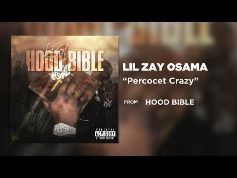 Lil Zay Osama - Percocet Crazy [Official Audio]