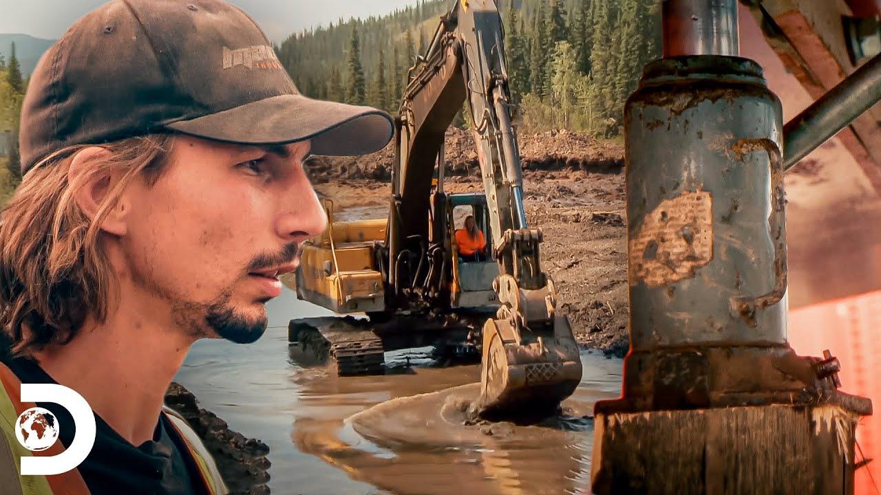 Consertos em operações que salvaram a mineração de ouro | Febre do Ouro | Discovery Brasil