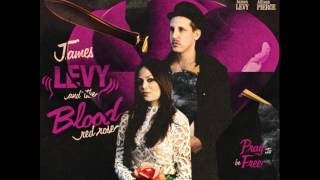 James Levy And The Blood Red Rose - All Waters