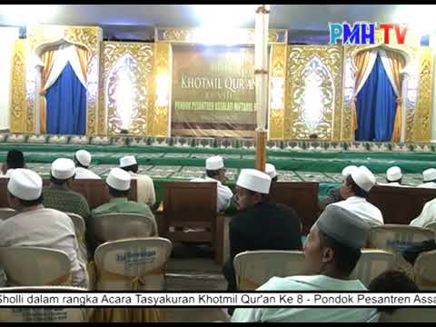 Sholawat Robbana Sholli - Khotmil Qur'an 2016 - PPMH Ngroto