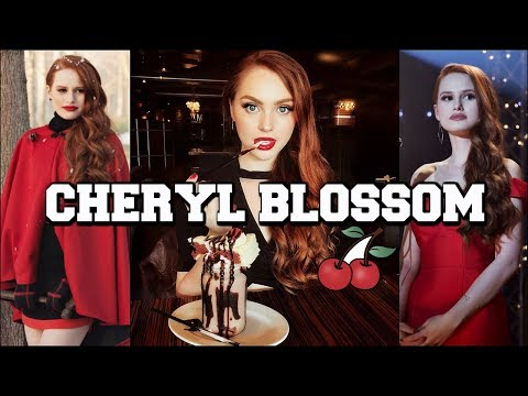 the cw RIVERDALE Cheryl Blossom Makeup Hair & Outfits Tutorial Jackie Wyers