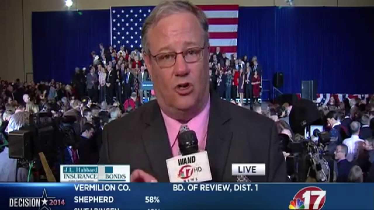 WAND TV News Rauner Wins Race For Illinois Governor #2
