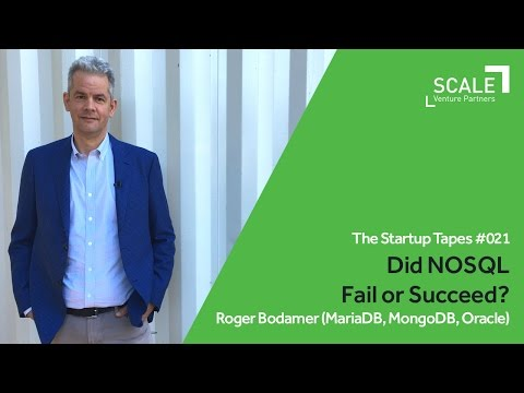 Did NOSQL Fail or Succeed? — The Startup Tapes #021