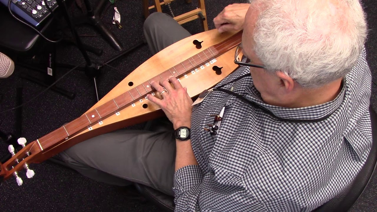 Learn A Simple Version Of The Doxology Old Hundredth On Mountain Dulcimer Tuned Dad Youtube