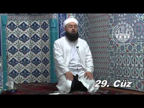 Fatih Medreseleri Masum Bayraktar Hoca Mukabele 29. Cüz