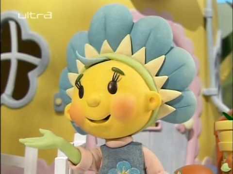 "Fifi i cvetno drustvo - ""Dadilja cvetne baste"" (Fifi and the flowertots - ""Flowertot Babysitter"")"