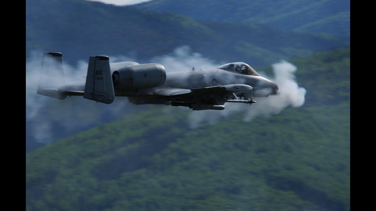 Arma 3 A-10 Airstrike