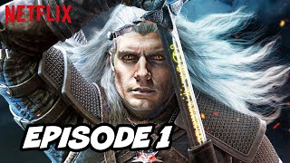 The Witcher Netflix Episode 1 - 4 TOP 10 WTF and Easter Eggs