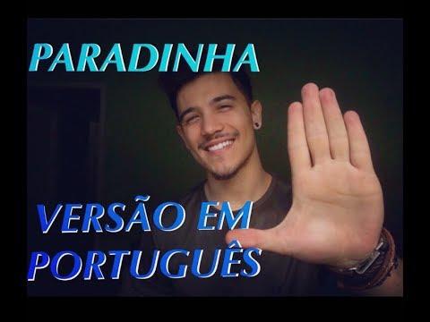 Paradinha VERSÃO EM PORTUGUÊS - Anitta (cover Hugo Rocha)