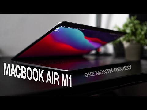 The MacBook Air M1 is Actually AMAZING | (One Month Review)