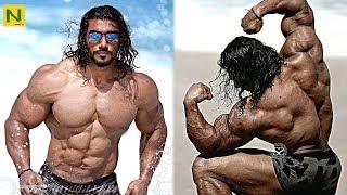 インドの怪物!アジア最高峰の筋肉をもつ男【筋トレ】 thumbnail