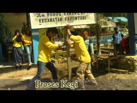Video Terbaik KKN REGULER Mahasiswa UHO 2015 Kelurahan Wakangka Kecamatan Kapontori