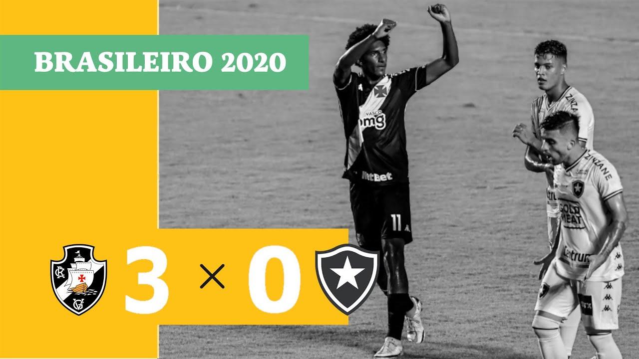 Васко да Гама  3-0  Ботафого видео