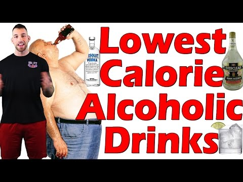 Low-calorie Alcoholic Drinks Best Low-calorie Cocktails