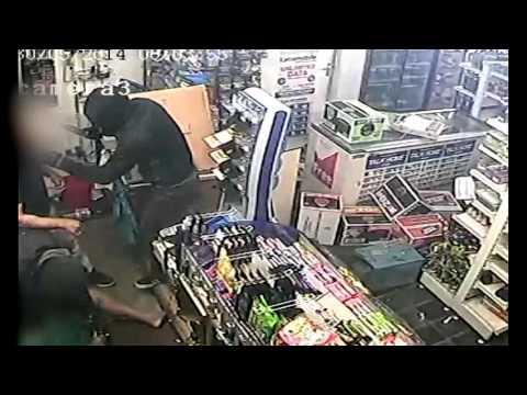 Robbery in Denton - 30 May 2014