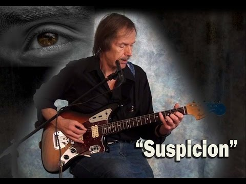 Suspicion Terry Stafford Cover - Gillis