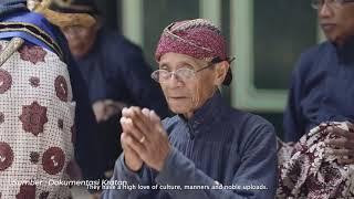 Kraton Ngayogyakarta Hadiningrat - TUFH 2021 - Promotion Video