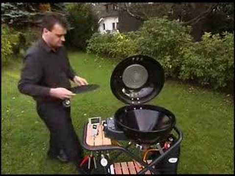 portable bbq anywhere solution youtube. Black Bedroom Furniture Sets. Home Design Ideas