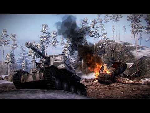 World of Tanks: Xbox 360 Edition - Rapid Fire Update Trailer